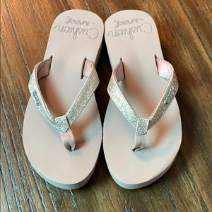 Women's Sandals Star Cushion Flip Flops Reef size5